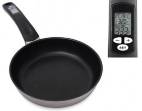 Thermometer Pan